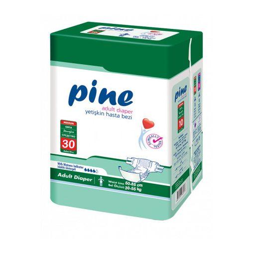 Pine Felnőtt Pelenka, S-es, 30 db