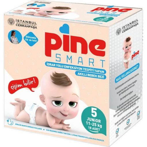 Pine Smart Junior 5, (11-25 kg), 18 db