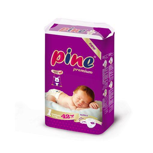 Pine Újszülött pelenka 1, 2-5 kg, 42 db