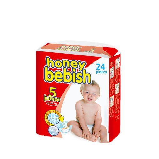 Honey Bebish Junior 5, (11-25 kg), 24 db