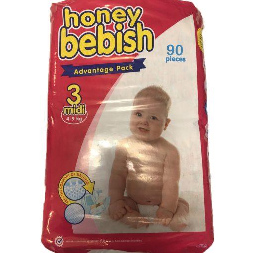 Honey Bebish Midi 3, (4-9 kg), 90 db