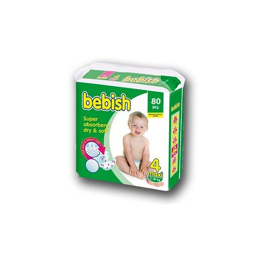 Honey Bebish Maxi 4, (7-18 kg), 80 db