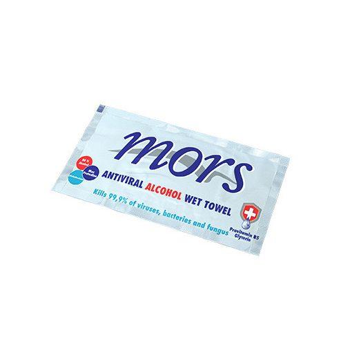 Mors Anti Viral vírusölő nedves törlőkendő fedeles 56 db